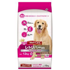 イースター ウェルケア レトリバー専用 シニアステージ 12kg 関東当日便|chanet