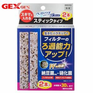 GEX ベストバイオブロック Wスティック 2本入