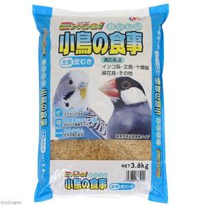 メーカー:ナチュラルペット メーカー品番: NPF エクセル おいしい小鳥の食事 皮むき 3.8kg...