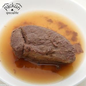 国産 ロースト鹿肉 ブロック 100g 無添加無着色レトルト 犬猫用 Packun Specialite|chanet