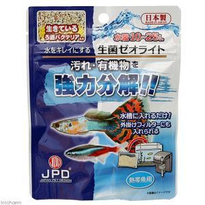 日本動物薬品 ニチドウ 生菌ゼオライト 熱帯魚用 60g 関東当日便|chanet
