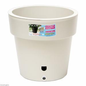 大和プラスチック ウォータープラス 35型 ホワイト 底面給水|チャーム charm PayPayモール店