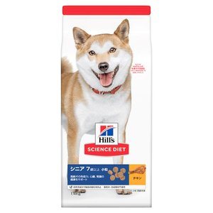 サイエンスダイエット シニア 小粒 高齢犬用 1.4kg 正規品 関東当日便|chanet