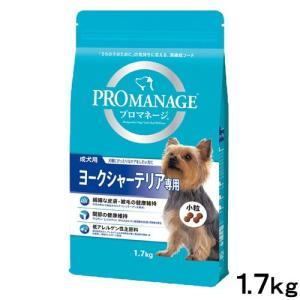 プロマネージ 成犬用 ヨークシャーテリア専用 1.7kg 関東当日便 chanet