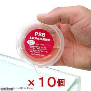 Leaf PSB 水質浄化栄養細菌 大 100ml 10個セット 光合成細菌 淡水用 バクテリア 熱...