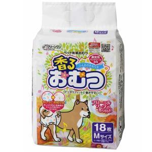 クリーンワン 香る紙おむつ M 18枚 関東当日便