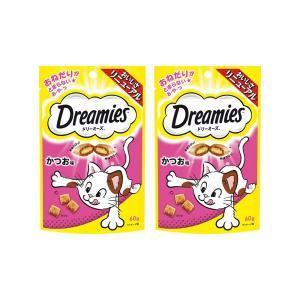 ドリーミーズ かつお味 60g 2袋入り 関東当日便|chanet