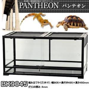 同梱不可・中型便手数料 三晃商会 SANKO パンテオン ブラック BK9045 才数180 chanet