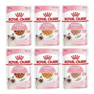 ロイヤルカナン 猫 成長後期の子猫用 食べ比べセット 3種各2袋 計6袋 関東当日便