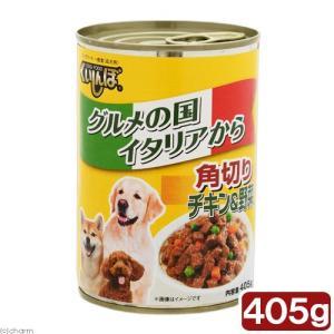 くいしんぼ缶 角切りチキン&野菜 405g