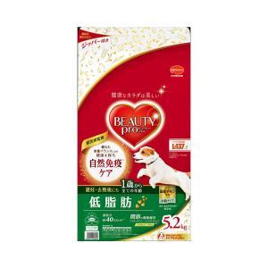 ビューティープロ ドッグ 低脂肪 1歳から 5.2kg(ジッパー付き)