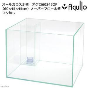 メーカー:アクロ 品番:S-W60D45H45T8OF ▼▲ 究極に美しいOF水槽! 60cmオーバ...