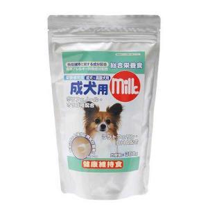ニチドウ 成犬用 ミルク 300g 関東当日便|chanet