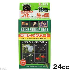 日本動物薬品 ニチドウ ブラインシュリンプエッグス 24cc ソルトレイク産 卵|チャーム charm PayPayモール店