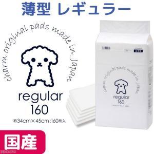 ペットシーツ レギュラー 薄型 200枚 1回交換タイプ(45cm×34cm)国産 ペットシート 関東当日便|chanet