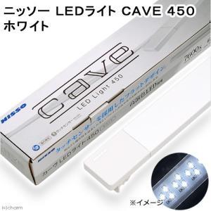 ニッソー LEDライト CAVE 450 ホワイト 関東当日便