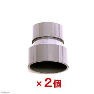 排水用 塩ビDV継手 インクリーザ 50A×40A(色:グレー)2個 関東当日便|chanet
