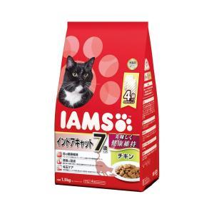 アイムス 7歳以上用 インドアキャット チキン 1.5kg キャットフード 正規品 IAMS 関東当日便