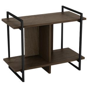メーカー:ジェックス 品番:17585 組み立てラクラク!デザイン水槽台 GEX アクアラックシェル...