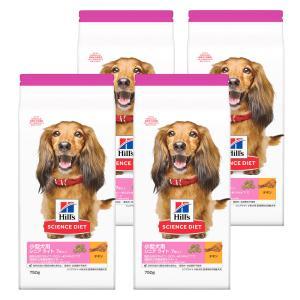サイエンスダイエット 小型犬用 シニアライト 750g 正規品 4袋入り 関東当日便|chanet