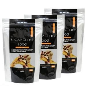 三晃商会 SANKO フクロモモンガフード 300g 3袋セット