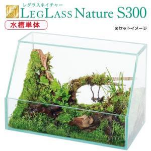 コトブキ工芸 kotobuki レグラスネイチャー S300 テラリウム水槽 お一人様2点限り