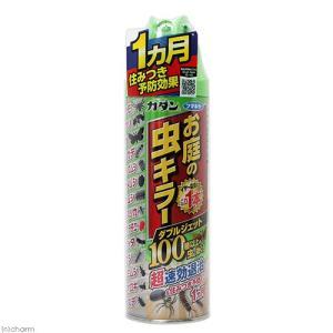 メーカー:フマキラー お庭のイヤな虫にこれ1本! フマキラー カダン お庭の虫キラーダブルジェット ...