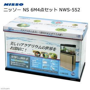 お一人様1点限り ニッソー NS 6M4点セット NWS−552 関東当日便