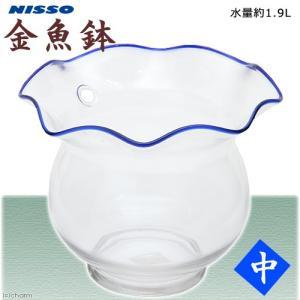 ニッソー 金魚鉢 中