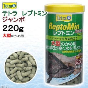 テトラ レプトミン ジャンボ 220g 関東当日便の商品画像