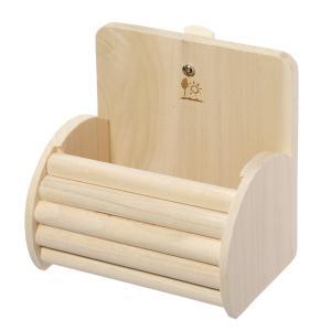 三晃商会 SANKO 牧草ログフィーダー 949 うさぎ 用品 関東当日便|chanet