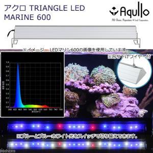 アクロ TRIANGLE LED MARINE 600 20000K Aqullo Series 沖縄別途送料 関東当日便|chanet