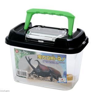 メーカー:エーワン 品番:M-224A ▼▲ 昆虫採集に! 虫かご Hi−Q! 特長 ●持ちやすい取...