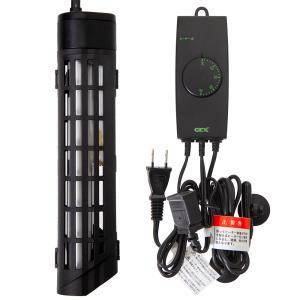 GEX セーフカバー SH300 サーモスタット NX003N セット ヒーター 熱帯魚 関東当日便