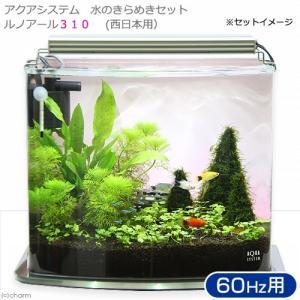 アクアシステム 水のきらめきセット ルノアール310 60Hz(西日本用) ASP方式 生体・水草付 本州・四国限定|chanet