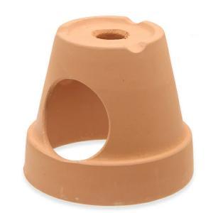 小動物のテラコッタハウス L 直径16cm 高さ15cm 関東当日便|chanet