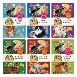 アソート 日清ペットフード 懐石パウチ 6種12袋 Aセット 関東当日便|chanet