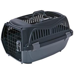 ペティオ 2ドア スマイルキャリー ブラック M 関東当日便|chanet
