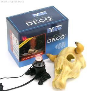 アウトレット品 HYDOR DECO(ARIO RED+BUFFALO)ボーンコレクション 60〜75cm水槽用エアーポンプ 訳あり 関東当日便|chanet