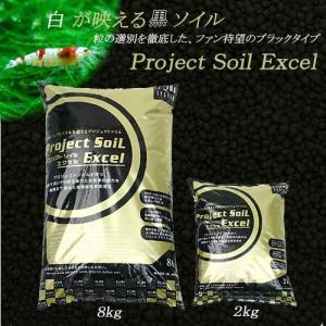 プロジェクトソイル エクセル 2kg(金) 熱帯魚 用品 関東当日便|chanet