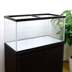 (大型)90cm水槽 ニュークリスタル・カラフル水槽(90×45×45cm)(単体)別途大型手数料・...
