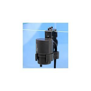 日本動物薬品 ニチドウ ノンノイズ H−45 日本製 〜30cm水槽用エアーポンプ 超小型 壁掛けタイプ 関東当日便|chanet