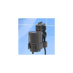 日本動物薬品 ニチドウ ノンノイズ H−85 日本製 〜30cm水槽用エアーポンプ 超小型 壁掛けタイプ 関東当日便|chanet