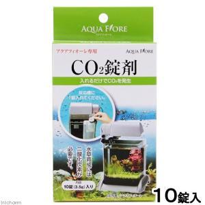 アウトレット品 カミハタ アクアフィオーレ AQUA FIORE 専用CO2錠剤 10錠(3.5g)...