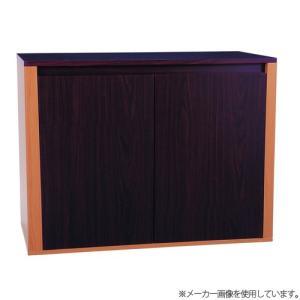 メーカー:コトブキ 2色の木目が美しい!本格派90cm水槽用組み立て式水槽台!90cm水槽用組み立て...