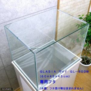 GLASIA ワイド GL−600W用ガラスフタ 1枚(幅585×奥行217×厚さ3mm) 関東当日便