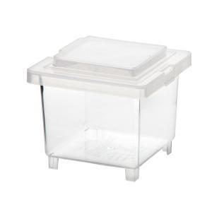 コバエシャッター タイニー (105×105×93mm) プラケース 虫かご 飼育容器 昆虫 カブト...