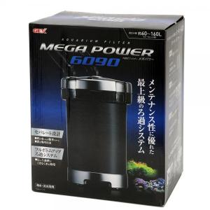 GEX メガパワー 6090 水槽用外部フィルター ジェックス 沖縄別途送料