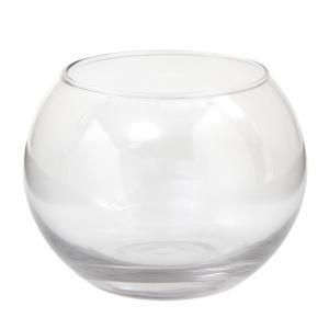 ガラスベース フローラボール M 15cm エアプランツ 多...