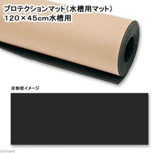 プロテクションマット 120cm水槽用マット 120×45cm 関東当日便|chanet